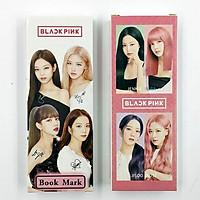 Bookmark Blackpink 62 ảnh tặng kèm sticker