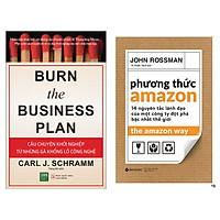Combo 2 Cuốn: Phương Thức Amazon + Câu Chuyện Khỏi Nghiệp Của Những Gã Khổng Lồ Công Nghệ