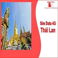 Sim Data 4G Thái Lan Không Giới Hạn Dung Lượng