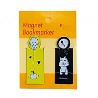 Bộ 2 đánh dấu sách bookmark mini