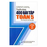 Tuyển Chọn 400 Bài Tập Toán Lớp 5