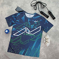 Áo cầu lông Co giãn 4 chiều chính hãng ZSports 20Z02 Chuyên sản phẩm cầu lông