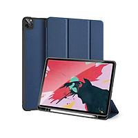 "Bao da iPad Pro 11"" 2020 DUX DUCIS DOMO with Pencil Holder - Hàng Nhập Khẩu"