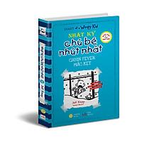 Nhật ký chú bé nhút nhát Song ngữ Việt-Anh Tập 6 (Mắc kẹt)