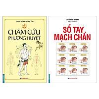 Combo Châm Cứu Phương Huyệt (Bìa Mềm)+Sổ Tay Mạch Chẩn