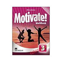 Motivate! 3 Wb & Audio Cd