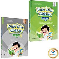 Sách - Combo 2 cuốn: Phát Triển Năng Lực - Ngữ Văn 6 CLASSIC + PLUS tập 1