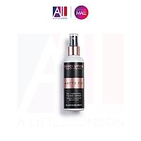 Xịt cố định lớp trang điểm Makeup Revolution Oil Control Fixing Spray - Kiềm dầu