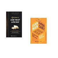 Combo 2 cuốn sách: Gian Nan Chồng Chất Gian Nan + Kinh Thánh Về Nghệ Thuật Lãnh Đạo