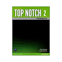 Top Notch (3E) 2: Workbook
