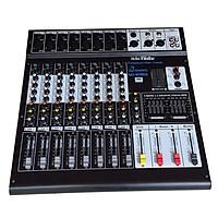 Mixer bàn trộn nhạc MX 806EQ HẢI TRIỀU (hàng chính hãng)