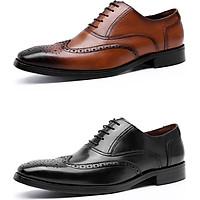 Giày da công sở giày tây big size cỡ lớn cho nam cao to - GT050