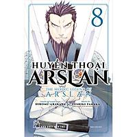Huyền Thoại Arslan - Tập 8