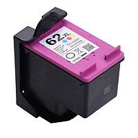 Tri-Color Ink Cartridge Replacement 1200dpi Compatible with MBrush HandHeld Inkjet Printer HP 62XL Deskjet