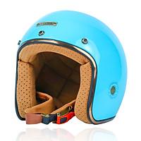 Mũ bảo hiểm 3/4 Bulldog Perro Version 3 (V3) đủ màu