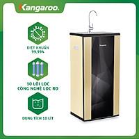Máy Lọc Nước RO Hydrogen Kangaroo KG100HG Vỏ Tủ VTU 10 Lõi - Hàng Chính Hãng