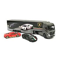 Bộ Đồ Chơi Trẻ Em Xe Mô Hình Lamborghini Truck + 2 Cars - 212054201