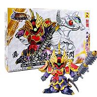 Đồ Chơi Mô Hình Gundam Mãnh Tướng Thái Sử Từ (Tai Shi Ci - A024) kèm ngựa - Lego Lắp ghép Tam Quốc