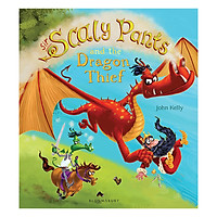 Scaly Pants And The Dragon Thief
