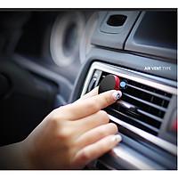 Giá đỡ điện thoại gắn xe hơi bằng nam châm gắn khe máy lạnh tiện lợi