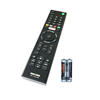 Remote Điều Khiển Dùng Cho SONY BRAVIA Smart TV, Internet Tivi RMT-TX200U -Grade A