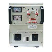 Ổn áp 1 pha LiOA SH-7500 II