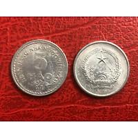 Đồng xu 5 hào 1976, đồng xu trong bộ đầu tiên sau giải phóng