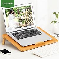 Giá để laptop bằng gỗ tre MENSOLA