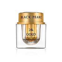 Kem Dưỡng Đêm Vàng 24K Black Pearl - 24k Gold Supreme Night Cream -  Có Nguồn Gốc Từ Biển Chết - Xuất Xứ Israel - Làm Trẻ Hóa Vẻ Đẹp Tự Nhiên Và Sức Sống Của Làn Da Trong Khi Bạn Ngủ.