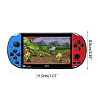 Máy chơi game X12 cầm tay (2000 trò chơi)