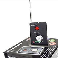 Máy Phát Hiện Camera quay trộm Và máy Ghi Âm nghe lén Cx007