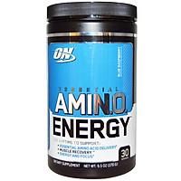Thực phẩm bổ sung Optimum Nutrition Essential Amino Energy Blue Raspberry (270g)