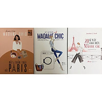 Combo Bộ Sách Madame Chic ( 03 Cuốn ) - Tặng Kèm Sổ Tay