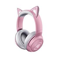 Tai Nghe Gaming Razer Kraken Bluetooth Kitty Quartz - (RZ04-03520100-R3M1) - Hàng Chính Hãng