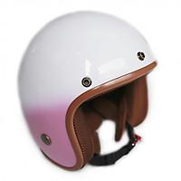 Mũ bảo hiểm 3/4 phối màu NTMAX chính hãng