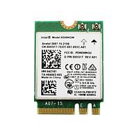 Card Wifi Intel AC8260 khe M2 có Bluetooth 8260NGW - Hàng nhập khẩu