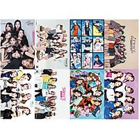 8pcs/set KPOP Twice Photo Poster Twice