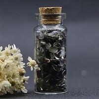 Lọ Đá Thanh Tẩy Tea Crystal Để Bàn Phong Thủy DL11