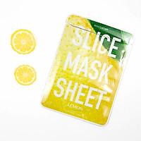 Mặt Nạ Lát Chanh Kocostar KOCOSTAR's Lemon Slice Mask Sheet