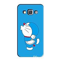 Ốp Lưng Dẻo Viền Đen In Hình Doremon Dành Cho Samsung A3 2016