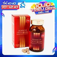 Thực Phẩm Chức Năng Viên Thể Nấm Agaricus Kanehide Bio (300 viên/hộp)