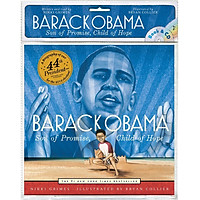 Barack Obama: Son of Promise, Child of Hope (Book and CD)