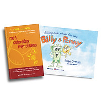 Bộ 2 Cuốn Sách: Mẹ À, Cuộc Sống Thật Dễ Dàng + Những Cuộc Phiêu Lưu Của Billy & Penny