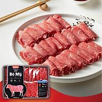 [Chỉ giao HCM] Nạc Vai Bò Mỹ Bào Kichi-Kichi 250gr