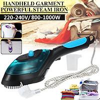 Clothes Steamer Iron Portable Handheld Fast Heat Up Garment Home Travel EU plug