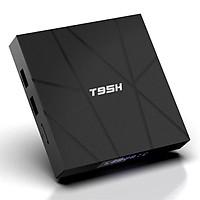 TV BOX T95H 4GB RAM 32GB ROM ANDROID 10 CÓ BLUETOOTH CÀI SẴN ỨNG DỤNG XEM PHIM HD VÀ TRUYỀN HÌNH CÁP