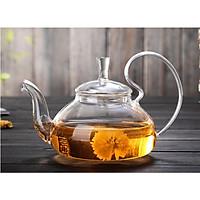 Ấm pha trà thủy tinh zeno ATT15 - 600ml