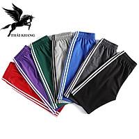 Quần đùi nam mặc ở nhà quần thun lạnh mềm mát hút mồ hôi tốt size 50-80kg