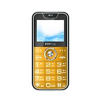 Điện thoại Forme D10, MÀN HÌNH 2.0inch, CHỨC NĂNG GỌI KHẨN CẤP SOS, LOA TO, FONT CHỮ LỚN, PHÍM SỐ LỚN, FM KHÔNG DÂY - Hàng chính hãng