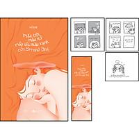 Mặt Trời Màu Đỏ, Mây Thì Màu Xanh, Còn Em Nhớ Anh (Tặng Kèm: 01 Bookmark + 3 Postcard)